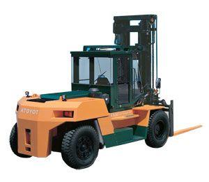 Petrol Forklift: TOYOTA 4FD (10 - 16 TON)