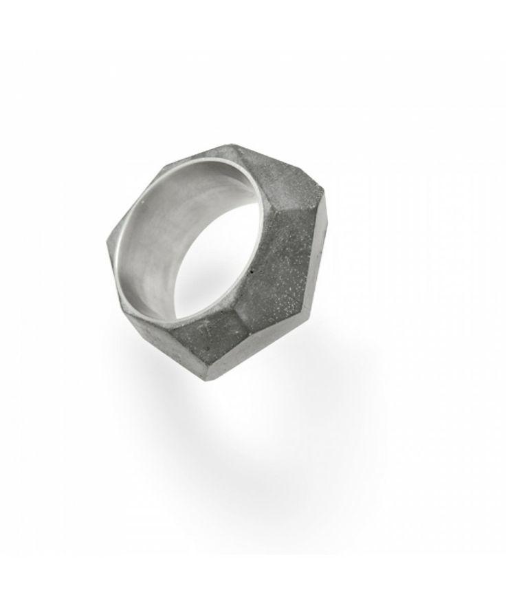 Anello in cemento | Details