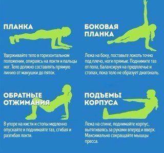 Эффективные упражнения на пресс👍 Сохрани чтобы не потерять и JUST DO IT! #пресс #fitself