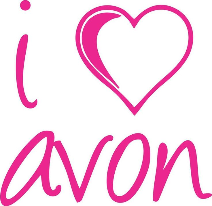 Image result for i love avon