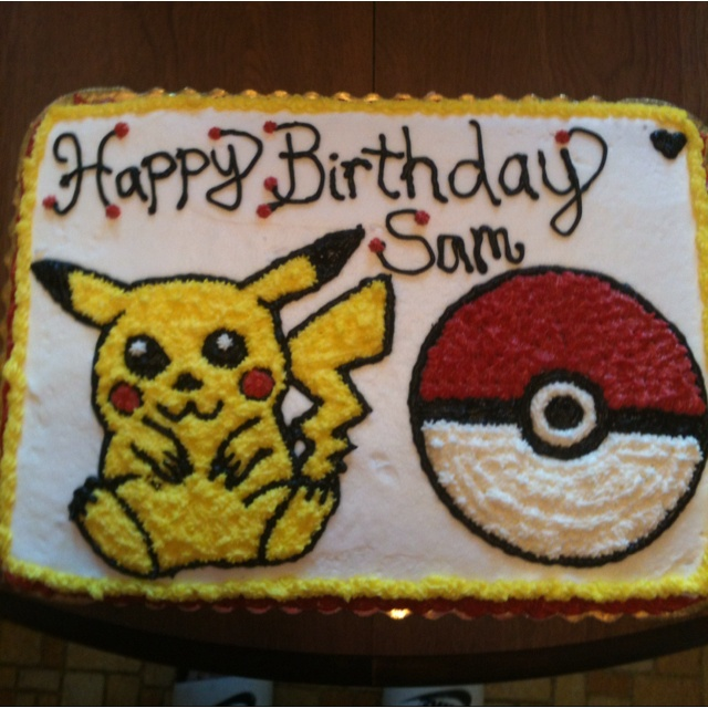best 25 pokemon cakes ideas on pinterest pokemon birthday cake pokemon party and birthday. Black Bedroom Furniture Sets. Home Design Ideas