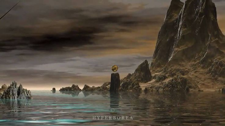 Hyperborea - room with a view