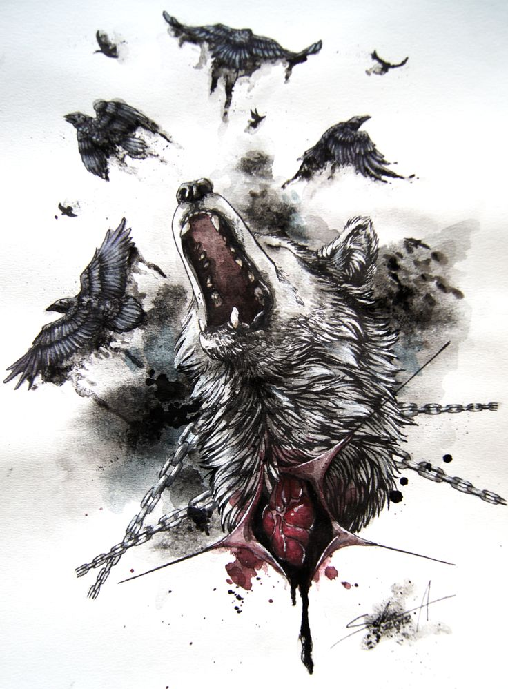 We all have a beast inside... The question is only in control...
