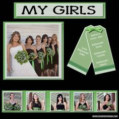 beach wedding scrapbook ideas - Yahoo Image Search Results