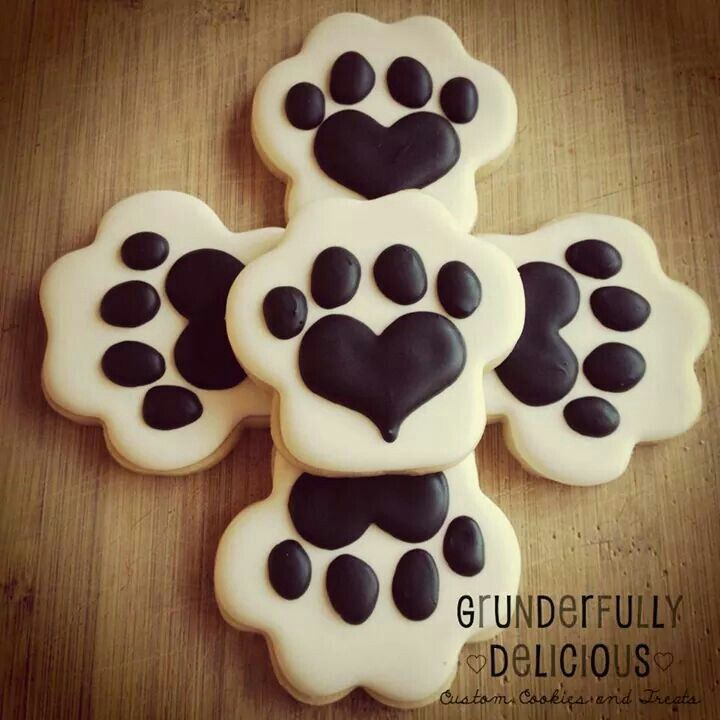 Paws by Grunderfully Delicious