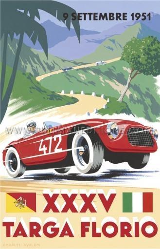 Targa Florio 1951