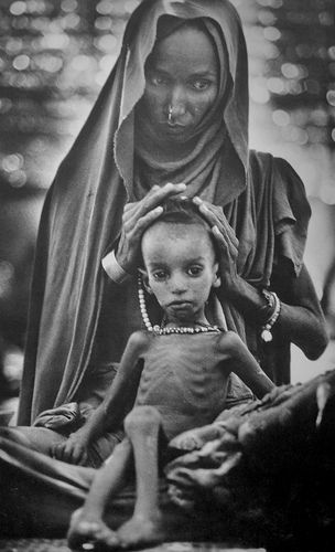 Compassion and the starving child essay