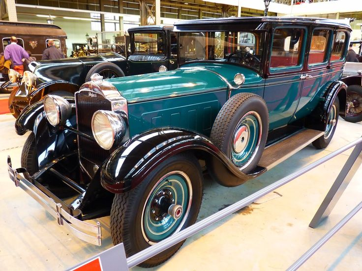 Packard Eight de Luxe 1929