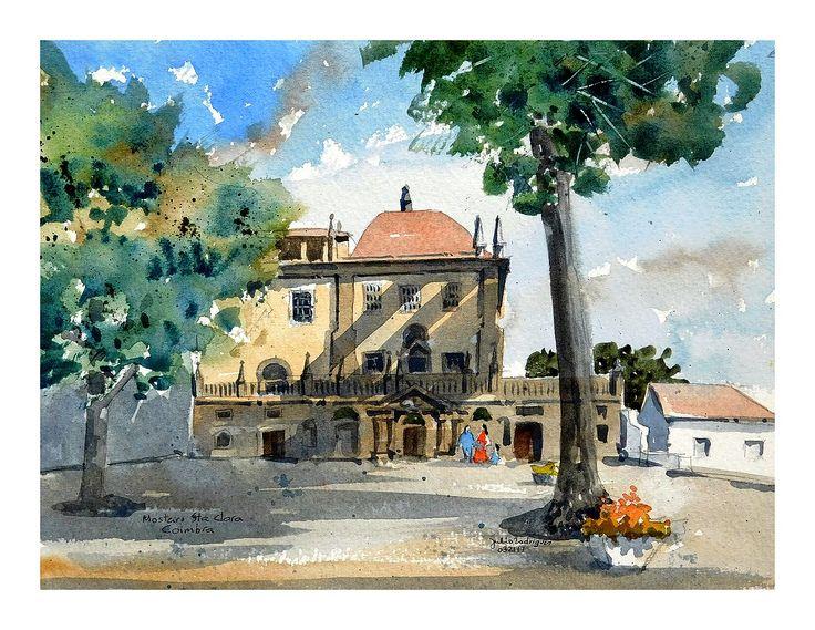 Mosteiro Sta Clara - Coimbra