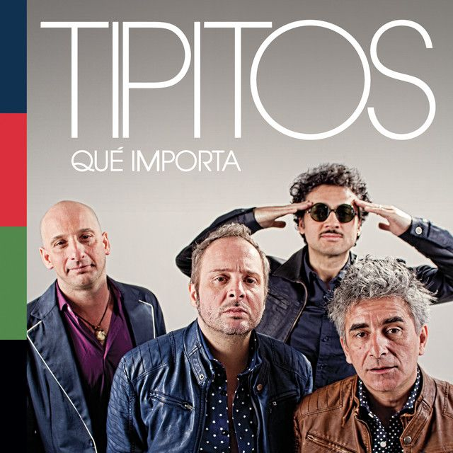 """""""Qué Importa"""" by Los Tipitos was added to my Descubrimiento semanal playlist on Spotify"""