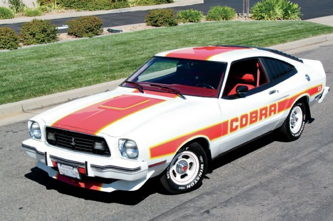 1978 ford mustang cobra ii having ii much fun if you for Garage ford 78 plaisir