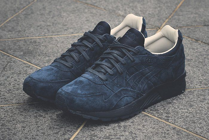 66ffa09a40 United Arrows adds another understated sneaker collaboration with this  brand new ASICS Tiger Gel Lyte V