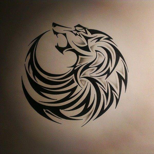 Tribal Wolf Tattoo artworks look great and as it is unisexual, it can be worn by both men and women. It best suits to those who love being casuals most of the …