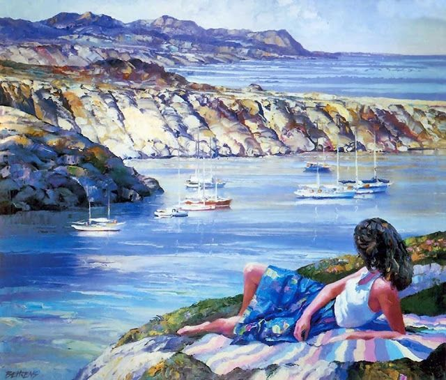 szvobod@rt collection: Howard Behrens paintings