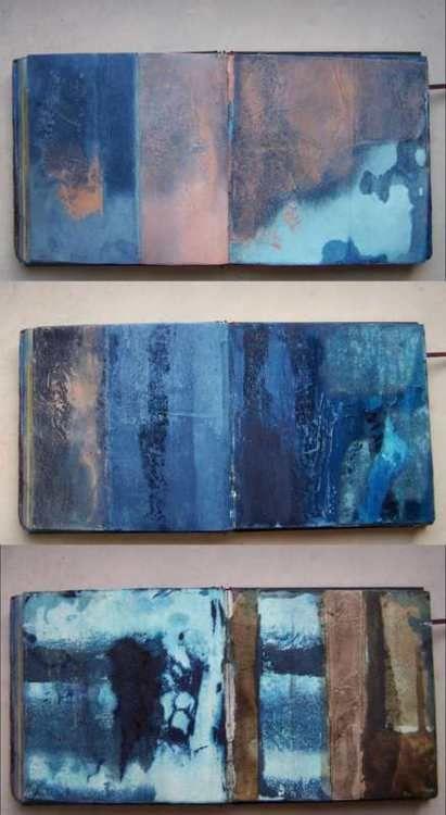 Élisabeth Couloigner - oh but it's the colors that I covet