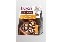 """Εικόνα του """"Dukan Expert Pretzels Βρώμης με Επικάλυψη Σοκολάτας, 100gr """""""