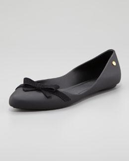 Melissa Shoes - smells like bubblegum!