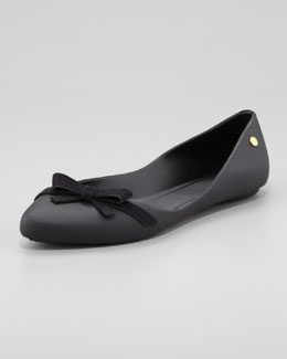 My lovely Brazilian Melissa Shoes - smells like bubblegum! So classic and comfortable!! #madeinbrazil