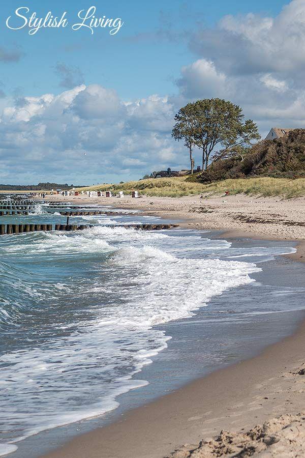 Strand Ahrenshoop Darß