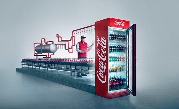 COCA-COLA TURKEY // FULL OF HOPE CAMPAIGN on Behance