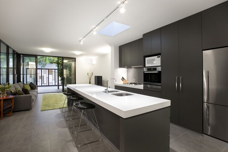 Modern Kitchen - Elwood Residence | Architecture Matters, Melbourne