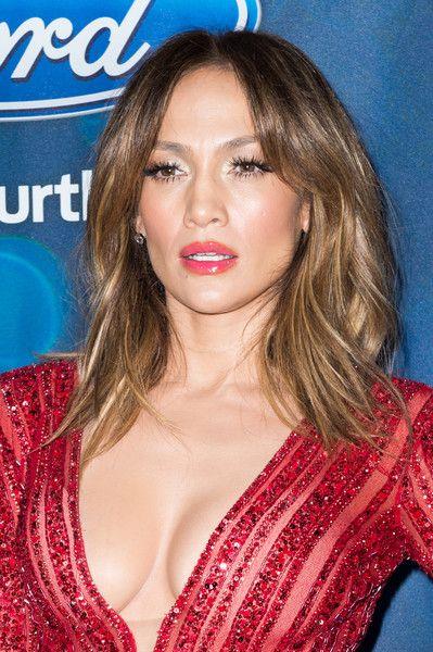 Jennifer Lopez Photos - Meet Fox's 'American Idol XV' Finalists - Arrivals - Zimbio
