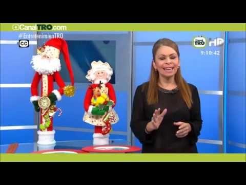 Figuras de Navidad Estilizadas - YouTube