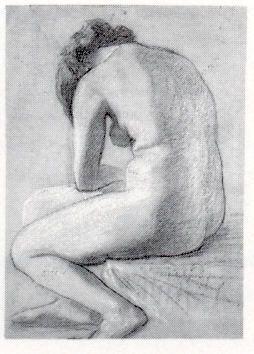 Francisco Antonio Cano Desnudo femenino