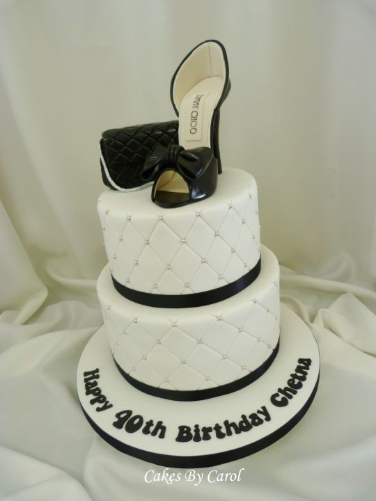 Idea For Th Birthday Cake