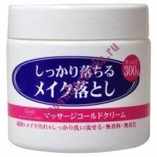 Массажный крем для снятия макияжа с тонизирующим эффектом Loshi Moist Aid, COSMETEZ ROLAND 300 г