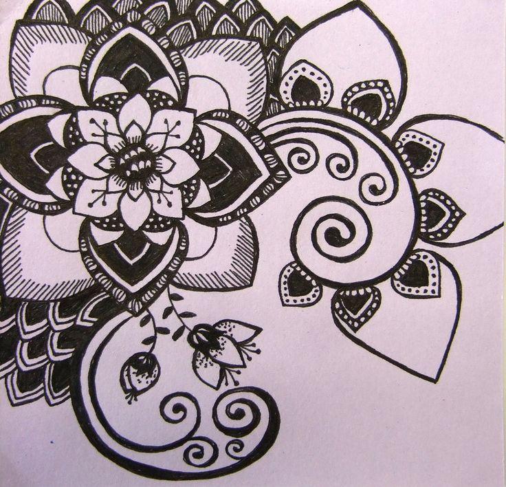 Purple ink creation by ~yael360 on deviantART