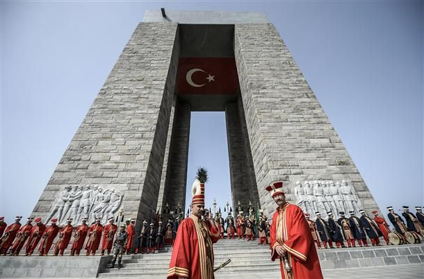 #Anzac Commemorations, #Çanakkale, #Gallipoli