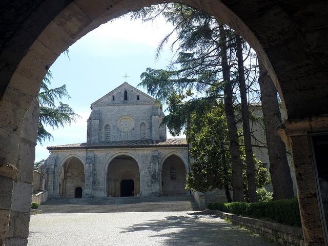 Casamari (Veroli) - Abbazia - by Luigi FDV (06-2012) - all rights reserved