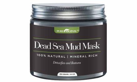 Pure Original Dead Sea Mud Mask (8.8oz.) Was: $27.50 Now: $11.99.