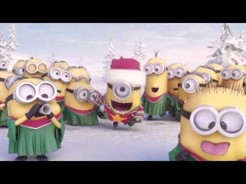 Los Minions en Navidad - Cuentos y Canciones de Navidad 2015 - YouTube