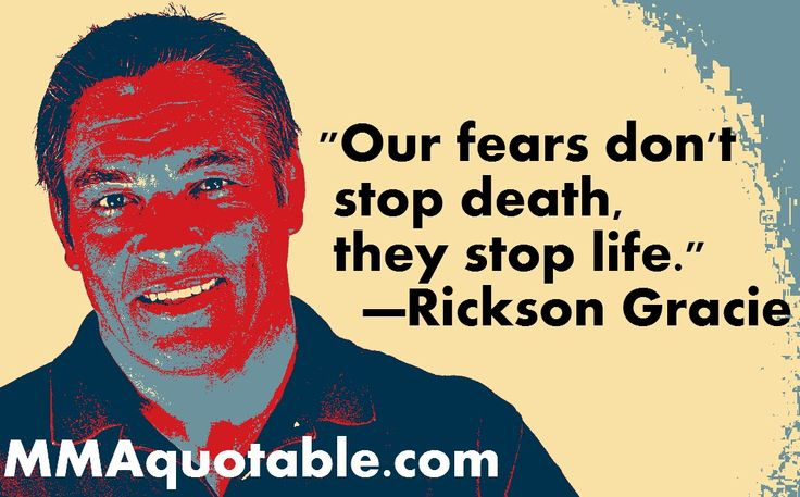 Motivational Quotes with Pictures: Our fears don't stop death, they stop life. —Ricks...