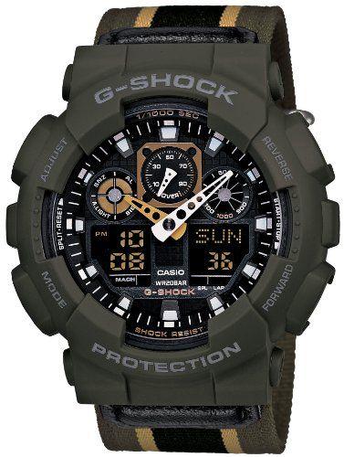 Casio G-SHOCK Military Color Series Men's Watch GA-100MC-3AJF (Japan Import) Casio,http://www.amazon.com/dp/B00DW2PR7E/ref=cm_sw_r_pi_dp_mAtRsb1Q5MRK3EDY