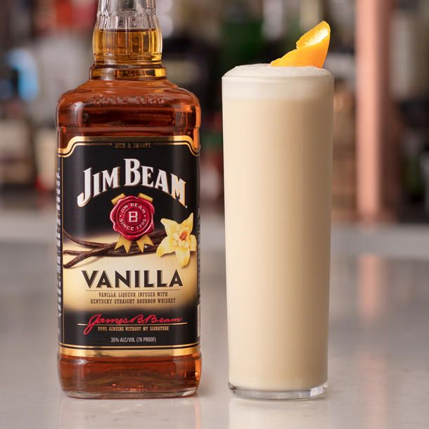 Beam Orchard Twist Recipe Bourbon Mixed Drink Recipe Jim Beam Cocktails Recipe Vanilla Drink Recipes Jim Beam Mixed Drinks Recipes