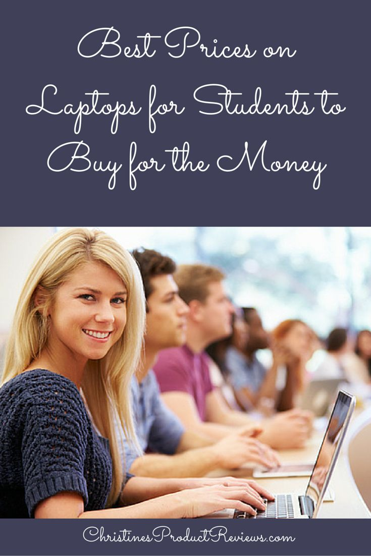 Students can handle their work load with easy, surf the net at at remarkable speeds and handle all their personal and school related work. Get the best prices on laptops and watch their eyes light up. Find the best deals and prices on the best laptops for students.