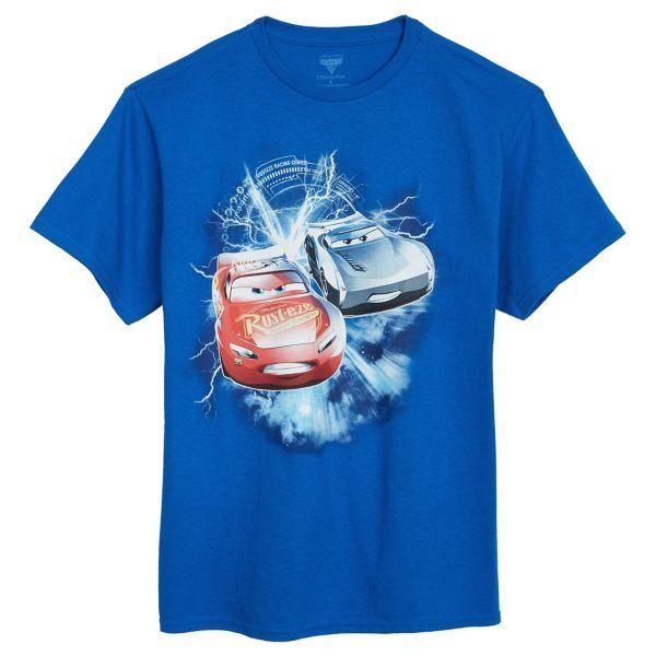 Kinderauto 3 T-Shirt – Größe – L