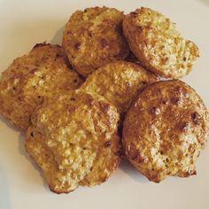 The Slimming Mama: Chocolate Orange Slimming World Oat Cookies