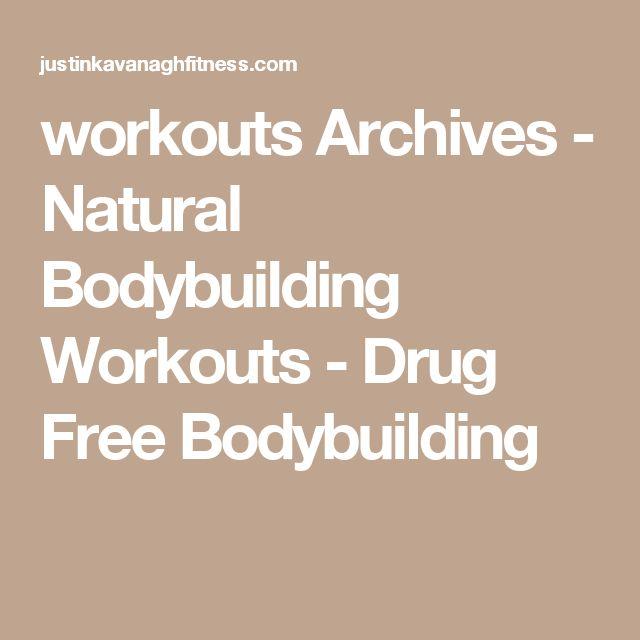 workouts Archives - Natural Bodybuilding Workouts - Drug Free Bodybuilding