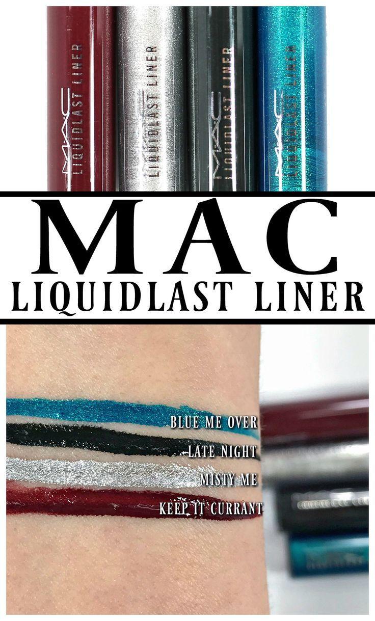 Liquidlast 24-Hour Waterproof Liner by MAC #20