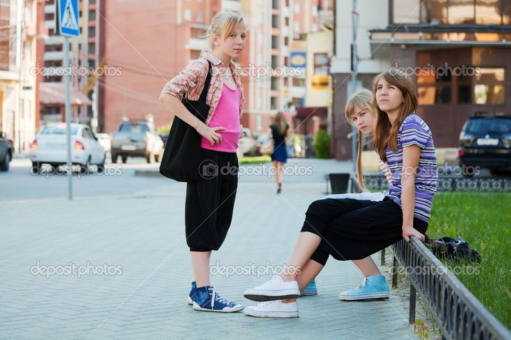 фотографии подростков на улице - Поиск в Google