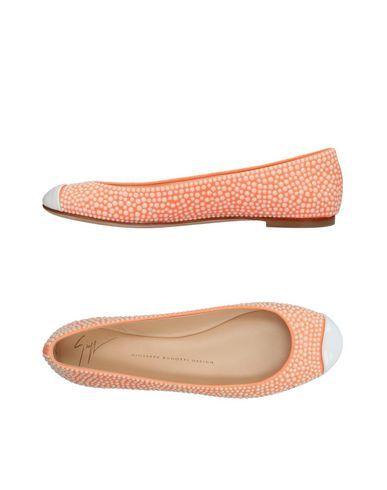 GIUSEPPE ZANOTTI Ballet flats. #giuseppezanotti #shoes #