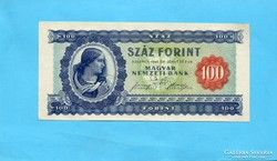 !!!! HAJTATLAN !!!! aUNC 100 Forint 1946 Így igen Ritka!!!