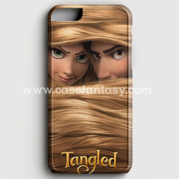 Tangled Disney Wallpaper Princess Rapunzel iPhone 6/6S Case   casefantasy