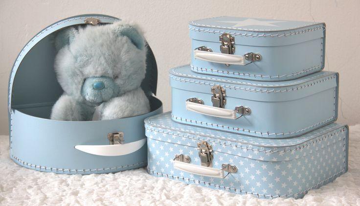 Kazeto suitcases – scandinavian collection