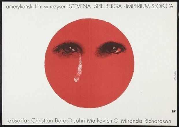 Stare polskie plakaty filmowe - Joe Monster