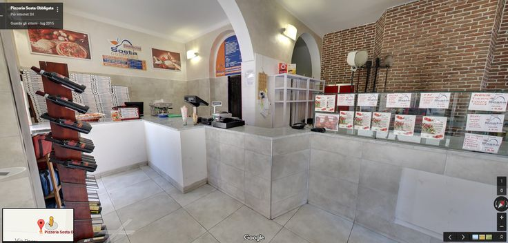 """SOSTA OBBLIGATA - """"L'esperienza della nostra pizzeria incomincia nel 2003 con la presa in gestione del locale. Da allora siamo cresciuti sfornando con passione le nostre pizze e ampliando il nostro servizio a domicilio con la gastronomia e la farinata di prima qualità."""""""
